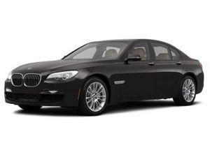 2013 BMW 7 Series Luxury 750Li