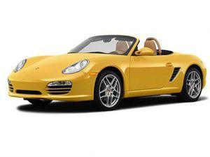 2013 Porsche Boxter Convertible GTS