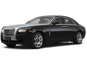 2013 Rolls-Royce Ghost Luxury Ghost