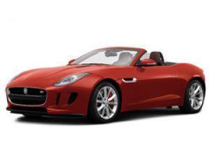 2013 Jaguar F-TYPE Convertible 3.0L V6
