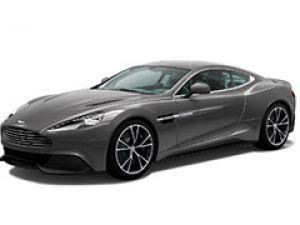 2014 Aston Martin Vanquish Coupe Vanquish