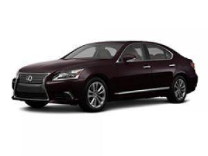 2014 Lexus LS Series Luxury LS 460 Titanium