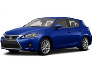 2014 Lexus CT Series Hybrid/Electric 200h Premier
