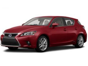 2014 Lexus CT Series Hybrid/Electric 200h Prestige