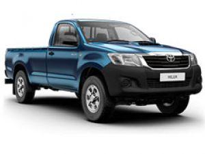 2014 Toyota Hilux Truck GLX 2.7L Single Cab