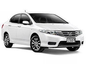 2014 Honda City Sedan DX