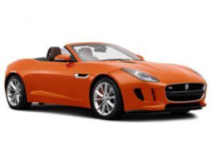 2014 Jaguar F-TYPE Convertible 3.0L V6