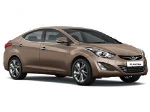 2015 Hyundai Elantra Sedan 1.8L GL