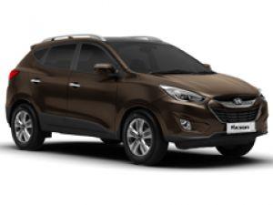 2015 Hyundai Tucson Crossover 2.4L GLS
