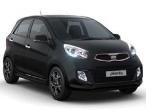 2015 Kia Picanto Hatchback 1.2L EX AT FOP-GXV1