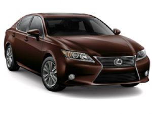 2015 Lexus ES Series Sedan ES 350 Prestige