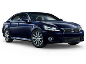 2015 Lexus GS h  Series Hybrid/Electric GS 450h F Sport