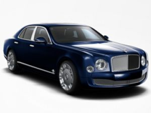 2015 Bentley Mulsanne Luxury 6.75L V8