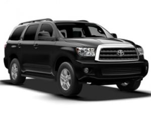 2015 Toyota Sequoia SUV Limited