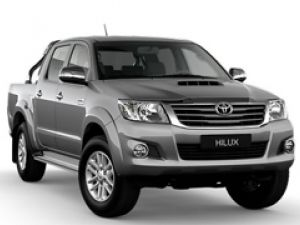 2015 Toyota Hilux Truck GL 2.7L Single Cab
