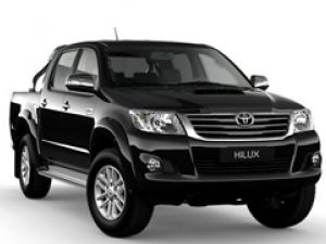 2015 Toyota Hilux Truck GLX 2.7L Single Cab