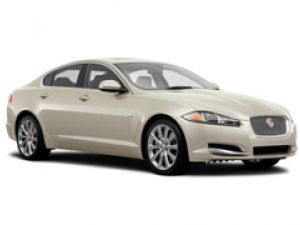 2015 Jaguar XF Luxury 2.0 L i4 Turbo