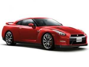 2015 Nissan GT-R Coupe Black Edition