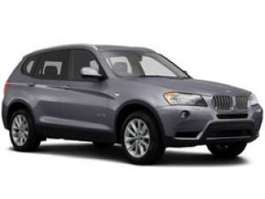 2015 BMW X Series Crossover X3 28i