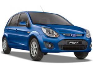 2015 Ford Figo Hatchback Trend