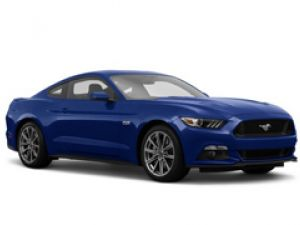 2015 Ford Mustang Coupe EcoBoost Fastback Premium