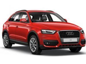 2015 Audi Q3 Crossover 2.0 TFSI  211 hp