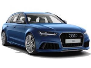 2015 Audi RS 6 Avant Wagon 4.0L TFSI