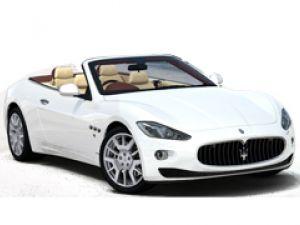 2015 Maserati GranCabrio Convertible Sport MC 4.7L
