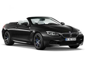 2015 BMW M Series Convertible M6 Convertible