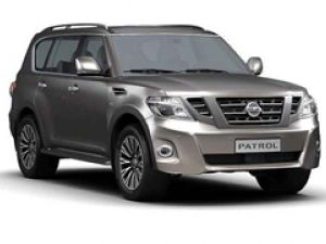 2015 Nissan Patrol SUV SE 5.6L