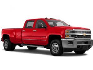 2015 Chevrolet Silverado Truck Crew Cab 3500 Long High Country