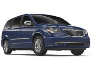 2015 Chrysler Grand Voyager Minivan 3.6L