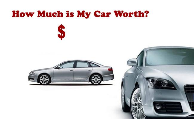 How much is my car worth @ motoraty.com