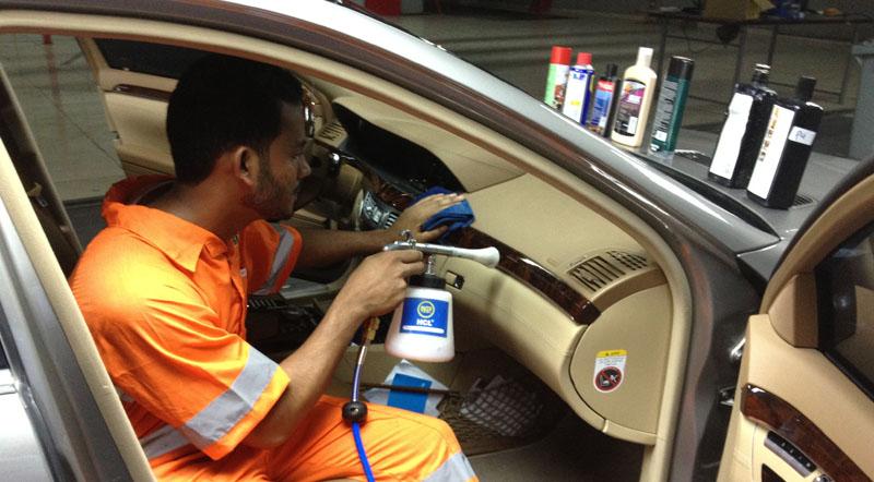 Preparing a Car for Sale @ motoraty.com