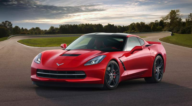 motoraty.com- 2014 Chevrolet Corvette Stingray