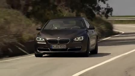 A closer look at the new BMW 6 Series Gran Coupe