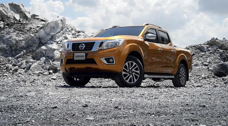 Fotos Nueva Nissan Navarra 2015   Autos Weblog
