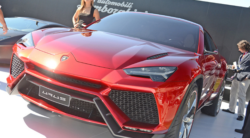 Lamborghini Urus To Cost As Much As Huracan Motoraty