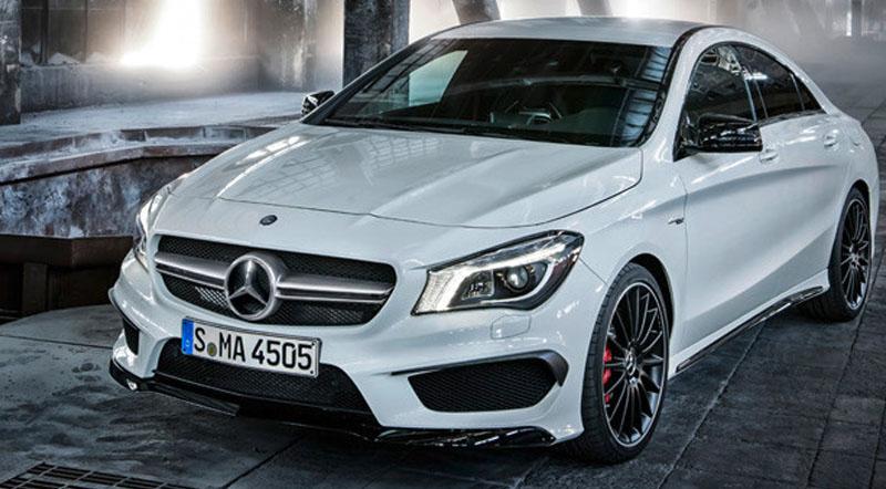 Mercedes-Benz CLA 45 AMG 2015