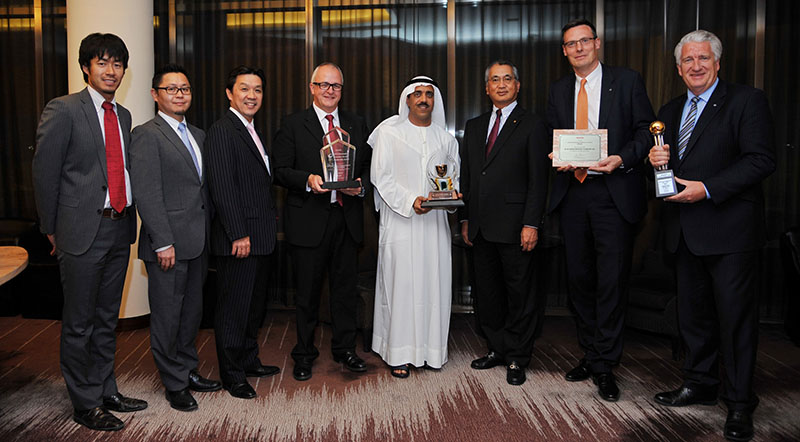 Al-Futtaim Motors Claims Customer Excellence Award
