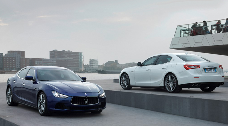 Image Result For The Maserati Quattroportes First Drive