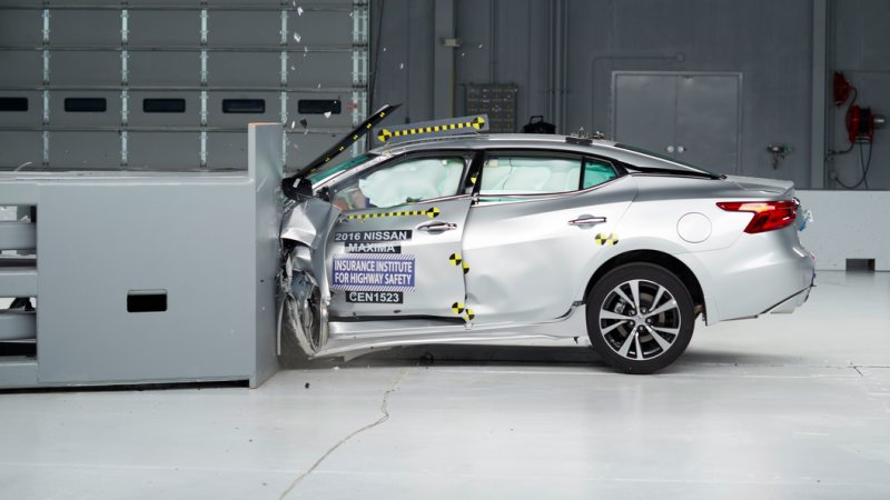 Iihs Announces Safest Cars For 2016