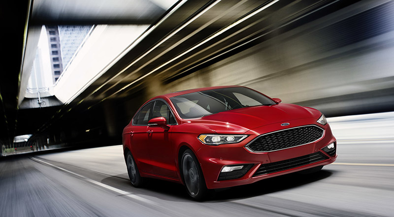20 Ford Fusion Unveiled in Detroit - Motoraty Specs
