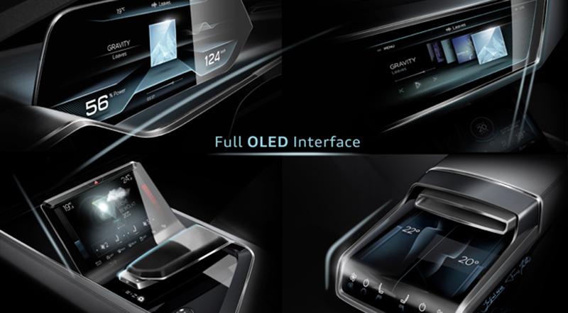 Audi interior future concept
