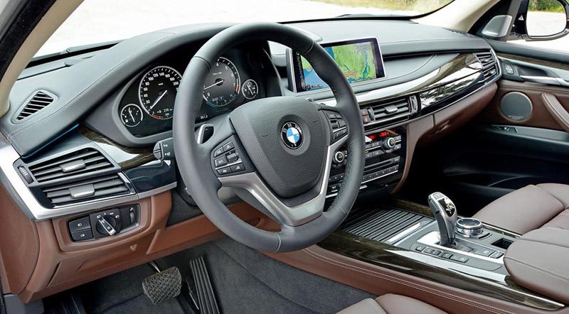 2014 Bmw X5 Xdrive50i Interior Photo 584486 S