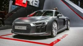 2016 Audi R8 Test Drive