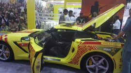 Fastest Fire Truck