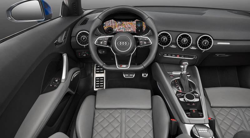 Top 10 Car Interiors 2016