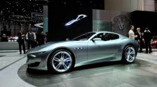 Maserati Electric Car May Launch Soon, Says FCA CEO