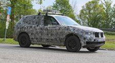 2018 BMW X5 Spy Shots Reveal Upsizing